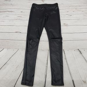 Wet Seal Pants Size Medium Leggings Skinny Used
